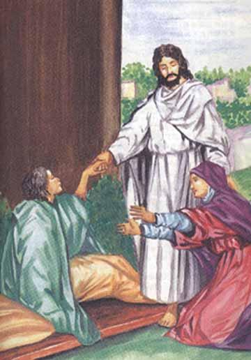 耶稣基督生平事迹(上) 丰盛恩典网站wellsofgrace Com
